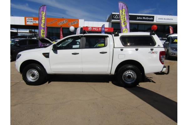 2014 Ford Ranger PX XL Dual cab Image 4