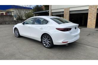 2021 Mazda 3 BP G20 Evolve Sedan Image 5