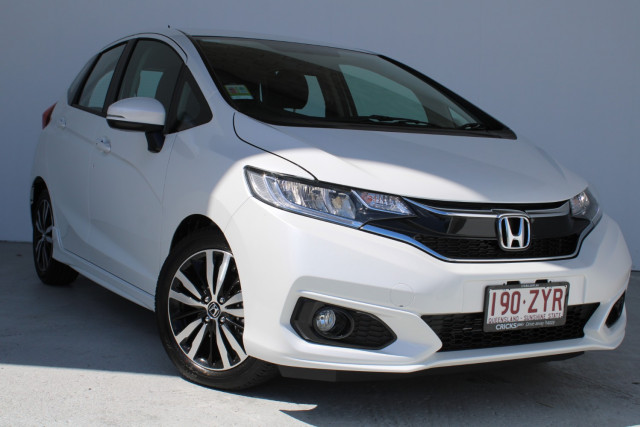 2020 MY21 Honda Jazz GF VTi-L Hatch