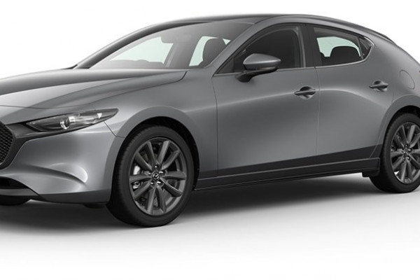 Mazda 3 G25 Evolve Hatch BP
