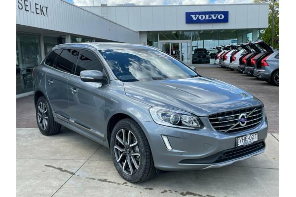 2016 MY17 Volvo XC60 DZ MY17 D4 Luxury Suv Image 3