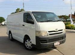 Toyota Hiace LWB KDH201R MY08