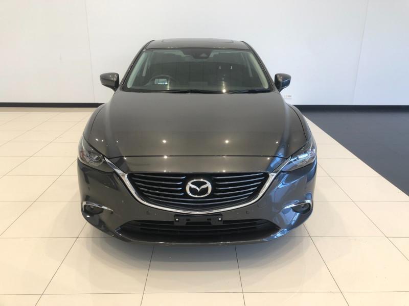 2016 Mazda 6 GL1031 GT Sedan