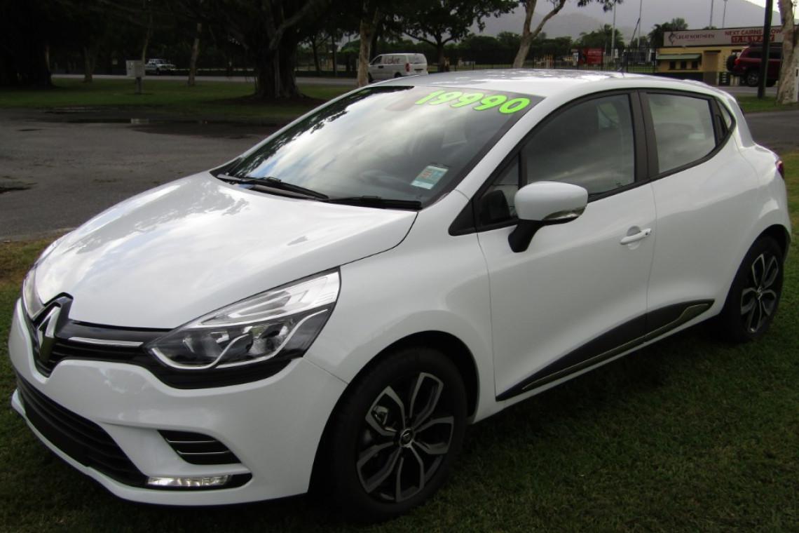 2019 Renault Clio IV B98 Phase 2 Life Hatchback