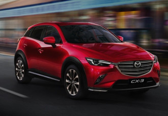 MAZDA NAILED THE BRIEF FOR THE CITY-SIZED SUV