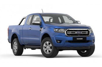 Ford Ranger 4x4 XLT Super Cab Pick-up PX MkIII