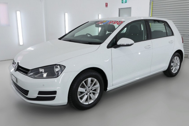 2017 Volkswagen Golf 92TSI
