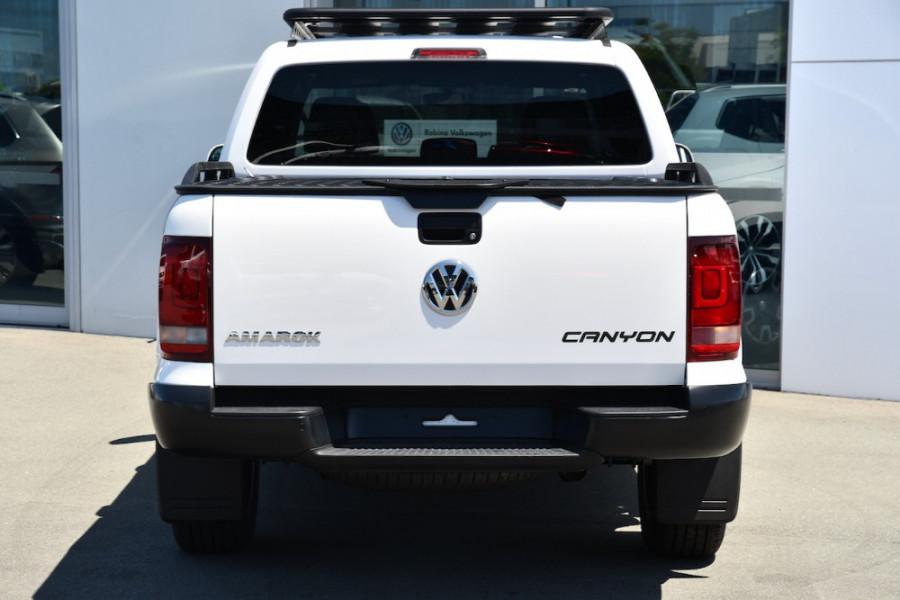 2019 MYV6 Volkswagen Amarok Canyon Canyon Utility