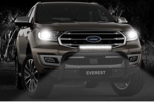 LED Light Bar - Lumen