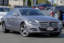 Mercedes-Benz CLS-Class CLS350 BlueEFFICIENCY Coupe 7G-Tronic C218