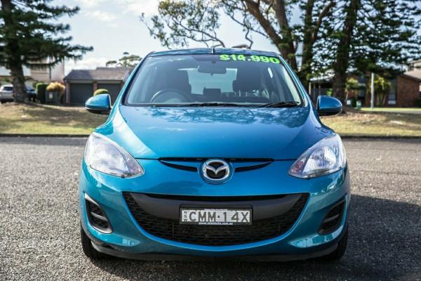 2012 MY13 Mazda 2 DE10Y2  Neo Hatchback Image 4