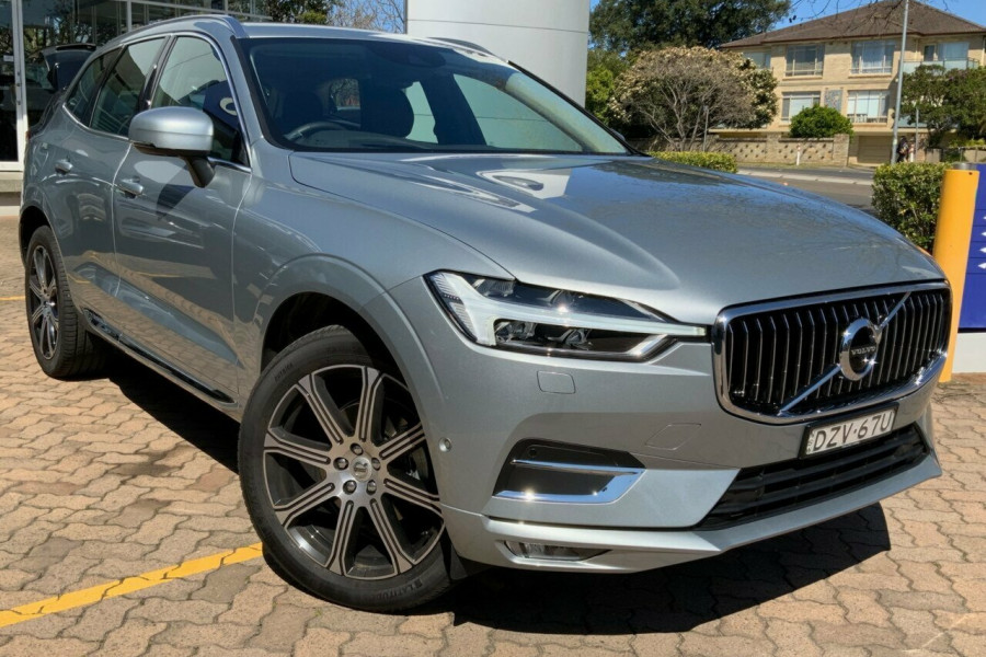 2018 Volvo XC60 UZ D4 Inscription (AWD) Suv Mobile Image 1