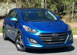Hyundai i30 Active X 1.6 CRDi GD4 Series 2