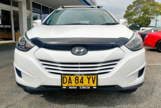2014 Hyundai ix35 Active