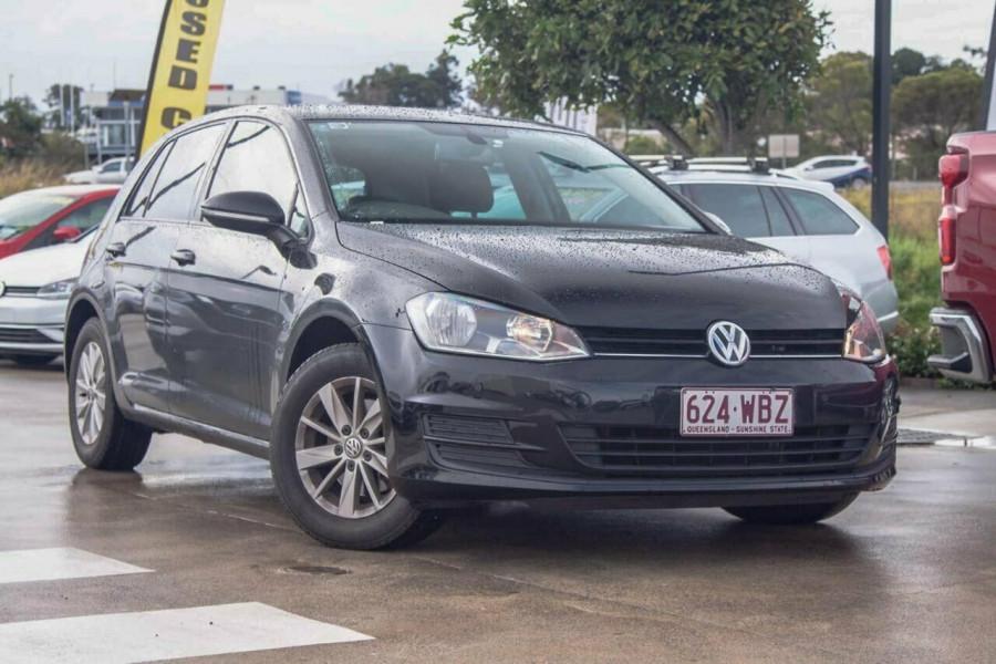 2015 MY16 Volkswagen Golf AU MY16 92 TSI Trendline Hatchback
