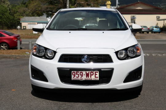 2016 MY17 Holden Barina TM LS Hatchback