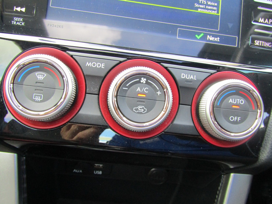 2016 Subaru WRX STI V1 STI Sedan Image 23