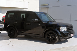 2010 Land Rover Discovery 4 Vehicle Description.  4 10MY TdV6 WAG CMND 6sp 2.7DT TdV6 Wagon Image 3