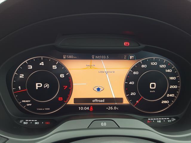 2018 MY19 Audi A3 Sportback 35 TFSI Hatchback