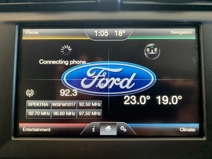 2015 Ford Mondeo MD Ambiente Wagon Image 12