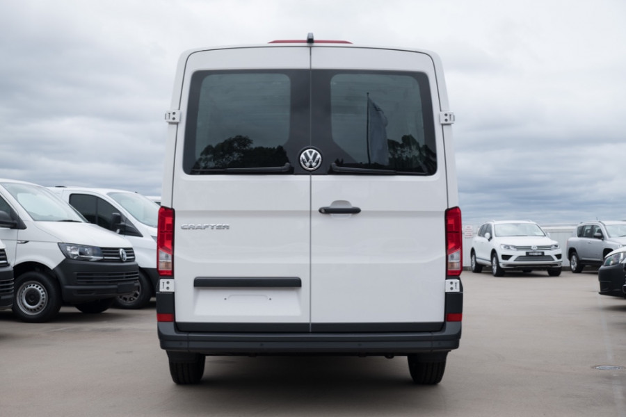 2018 MY19 Volkswagen Crafter SY1 MWB Van