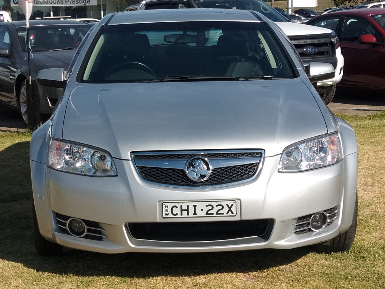 2012 Holden Berlina VE II MY12 Wagon Image 2