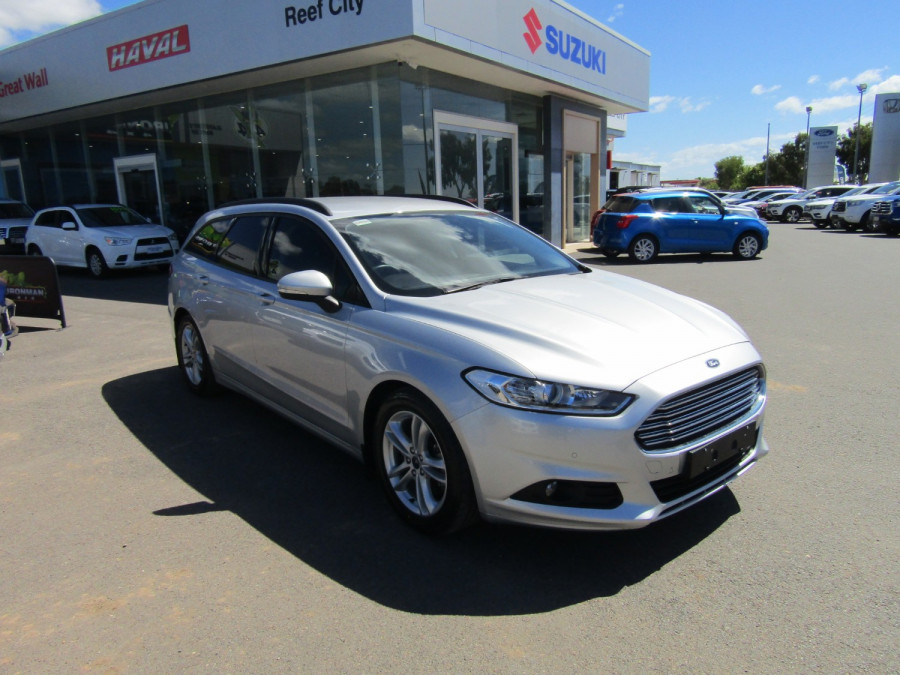 2016 Ford Mondeo MD AMBIENTE Wagon Image 5