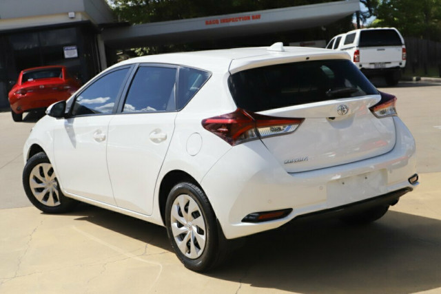 2018 Toyota Corolla ZRE182R Ascent Hatchback