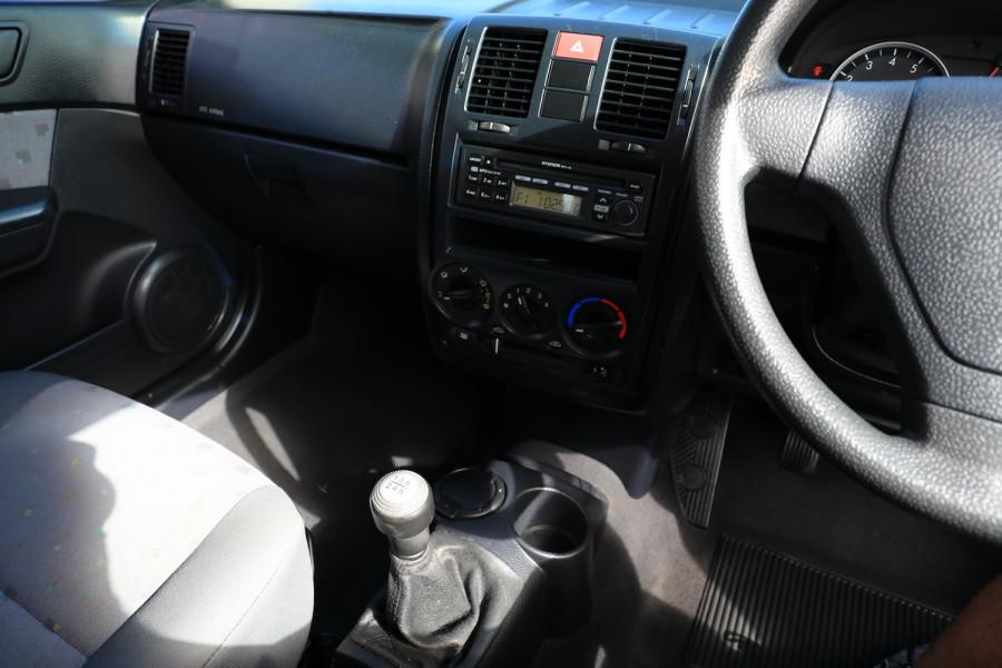 2005 Hyundai Getz TB MY05 GL Hatchback Image 9