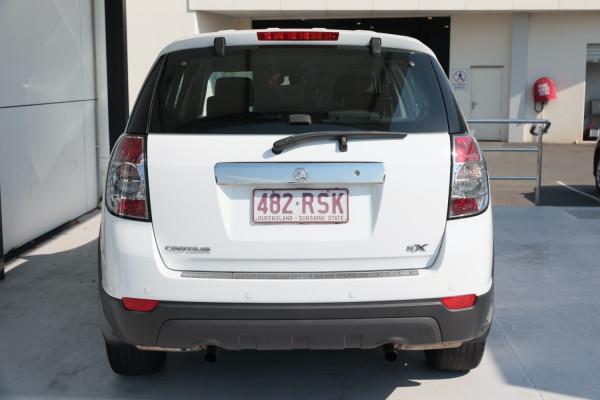 2011 Holden Captiva Vehicle Description. CG  II 7 SX WAG SA 6sp 2.4i (FWD) 7 Suv