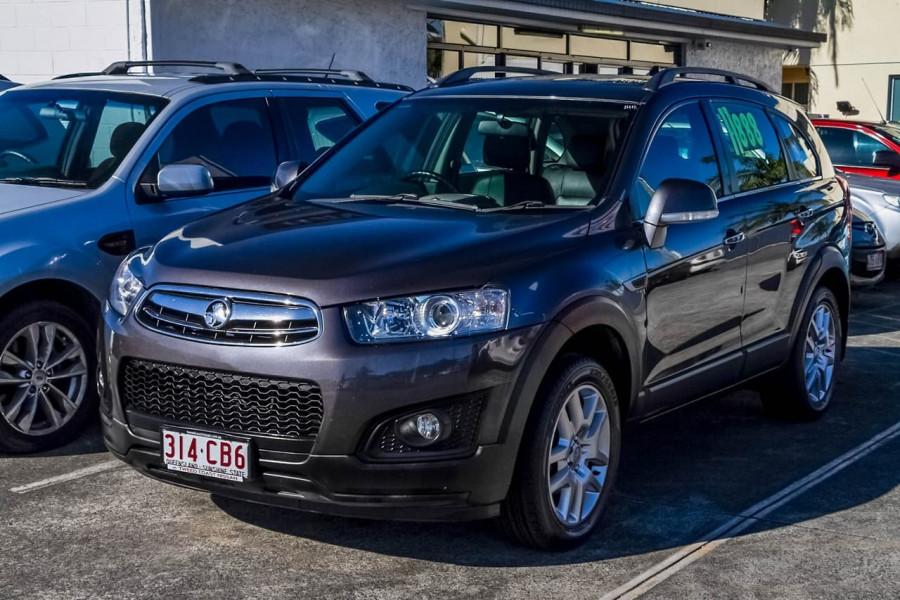 2015 Holden Captiva CG MY15 7 LS Suv
