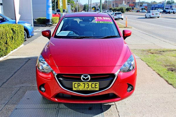 2015 Mazda Mazda2 DJ2HAA Genki Hatchback Image 3