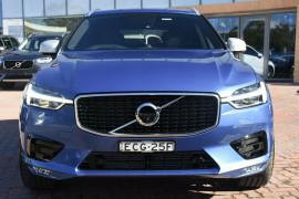 2019 Volvo XC60 UZ T6 R-Design Suv