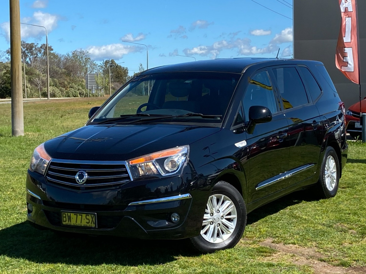 2013 SsangYong Stavic A100 MY13 Wagon Image 21