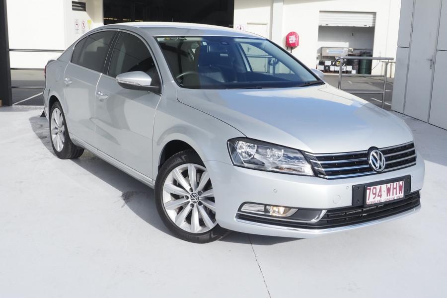 2014 MY14.5 Volkswagen Passat 3C 118TSI Sedan