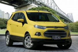 Ford Ecosport Titanium PwrShift BK