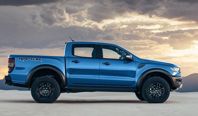 Ranger Raptor The Ultimate Off-Road Truck