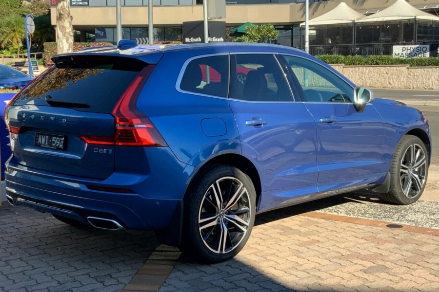 2018 MY19 Volvo XC60 UZ D5 R-Design Suv Mobile Image 4