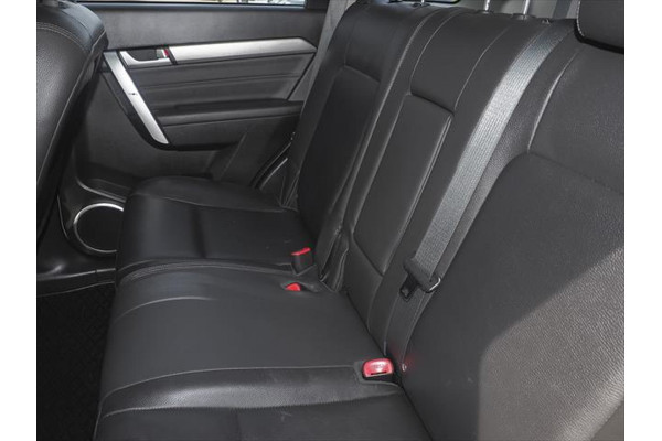 2016 Holden Captiva CG MY17 LTZ Suv Image 5