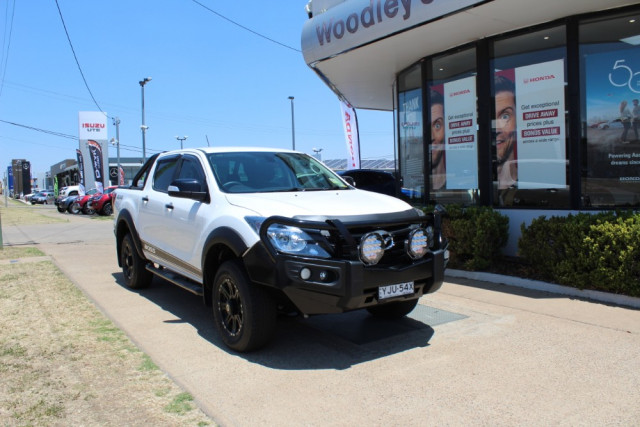2019 Mazda BT-50 UR 4x4 3.2L Dual Cab Pickup Boss Cab chassis Mobile Image 1