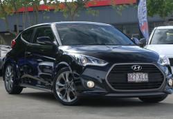 Hyundai Veloster SR Coupe D-CT Turbo FS4 Series II