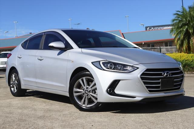 2017 Hyundai Elantra AD MY18 Active Sedan Image 1