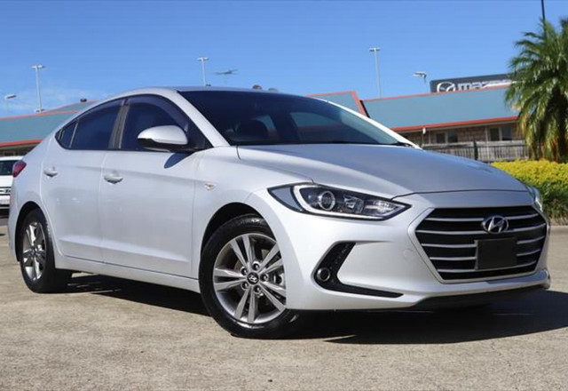 2017 Hyundai Elantra AD MY18 Active Sedan