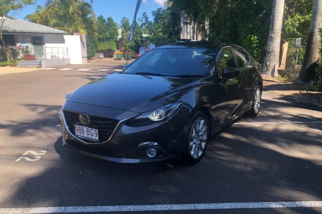 2015 Mazda 3 BM5238 SP25 Astina Sedan Image 5