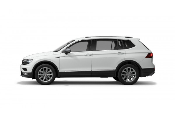 2021 Volkswagen Tiguan 5N MY21 110TSI Comfortline DSG 2WD Allspace Suv Image 2