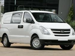 Hyundai iLOAD Crew Cab TQ2-V MY12
