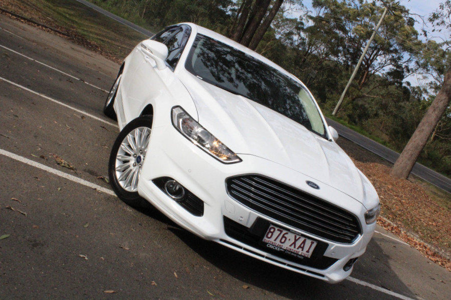2016 Ford Mondeo Trend Image 1