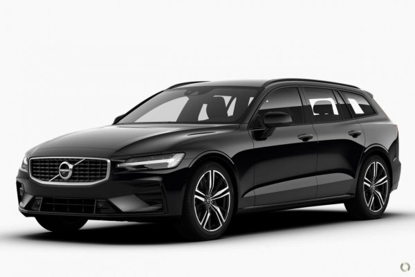 2020 Volvo V60 F-Series T5 R-Design Sedan
