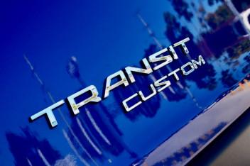 2017 Ford Transit Custom VN 290S Van