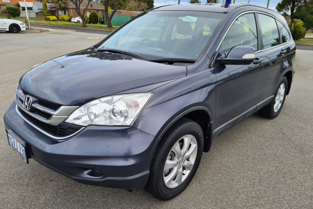 2012 MY11 Honda CR-V RE  Suv